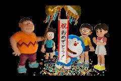 Stand By Me Doraemon matrica 1