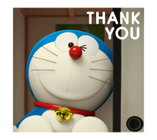 Stand By Me Doraemon matrica 3