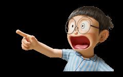 Stand By Me Doraemon matrica 11