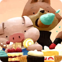 The Dam Keeper Sticker 5