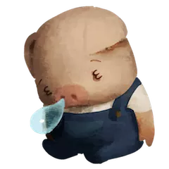 The Dam Keeper Sticker 14