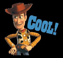 Toy Story Sticker 26