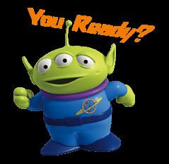 Toy Story Sticker 27