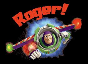 Toy Story Sticker 28