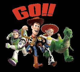Toy Story Sticker 37