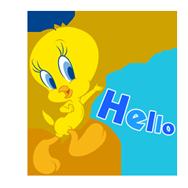 Tweety Sticker 8