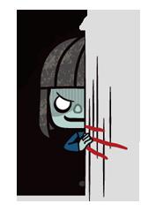 Zombie Season Sticker 17