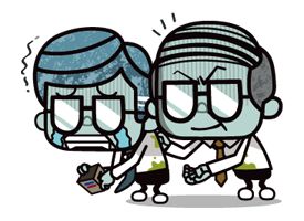 Zombie Season Sticker 24