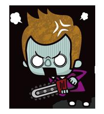 Zombie Season Sticker 28