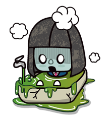Zombie Season Sticker 36