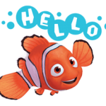 Finding Nemo Sticker 1