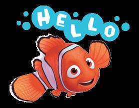 Finding Nemo Sticker 1