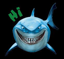 Finding Nemo Sticker 3