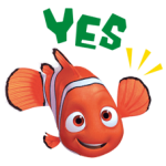 Finding Nemo Sticker 5