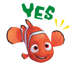 Finding Nemo Sticker 5