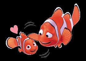Finding Nemo Sticker 8