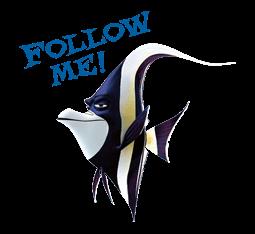 Finding Nemo Sticker 11