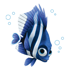 Finding Nemo Sticker 13
