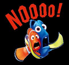 Finding Nemo Sticker 19