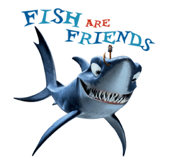 Finding Nemo Sticker 21