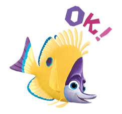 Finding Nemo Sticker 25