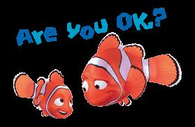 Finding Nemo Sticker 29