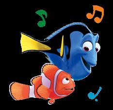 Finding Nemo Sticker 32