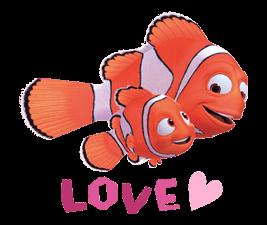 Finding Nemo Sticker 40
