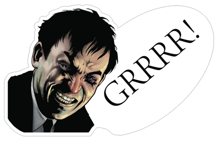 Gotham On FOX Stickers 5
