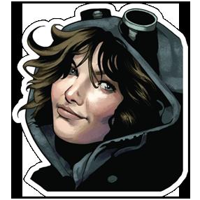 Gotham On FOX Stickers 6