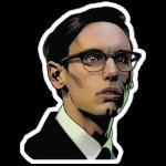 Gotham на FOX Наклейки 7