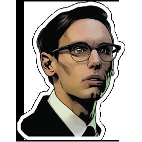 Gotham On FOX Stickers 7