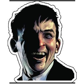 Gotham On FOX Stickers 11