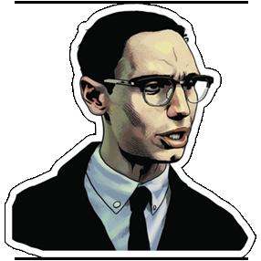 Gotham On FOX Stickers 18