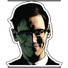 Gotham On FOX Stickers 2