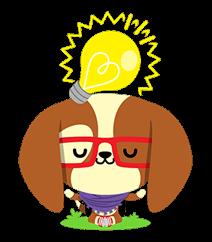 HipsDog Sticker 32