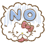 Hello Kitty: Adorable Stickers 1