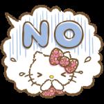 Hello Kitty: чарівні наклейки 1