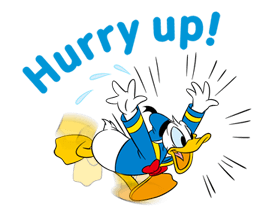 Donald Duck Stickers 2 1
