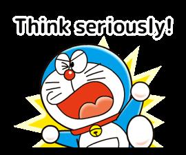 哆啦A梦: 行情贴纸 1