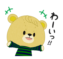 TINY☆TWIN☆BEARS Stickers 1