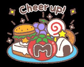 Kirby's Puffball Sticker Set 1