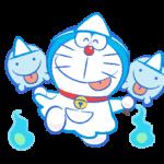 Déménagement d'été de vacances de Doraemon 1