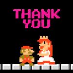 Super Mario Bros. 8-бітові наклейки 1