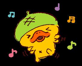Kamonohashikamo's Many Faces Stickers 1