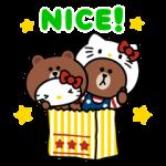 สายเพื่อนและ Hello Kitty 1