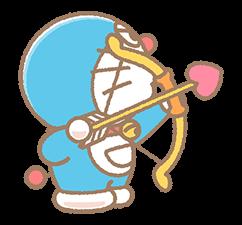 Doraemon 2 stickers 1
