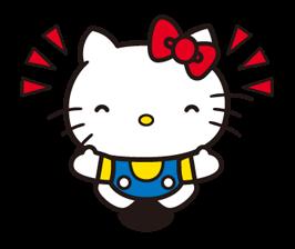 Hello Kitty 2 Stickers 1