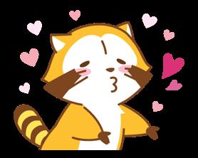 Happy☆RASCAL Stickers 1