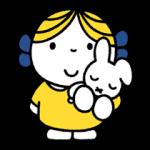 Miffy Abțibilduri 1